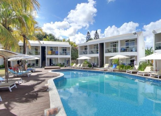 7, 10, 12 oder 14 Nächte Mauritius im 3* Resort inkl. Vollpension, Flug & Transfer ab 1199€