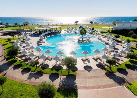 1 Woche Rhodos im 5* Hotel inkl. HP, Flug und Transfer ab 457€