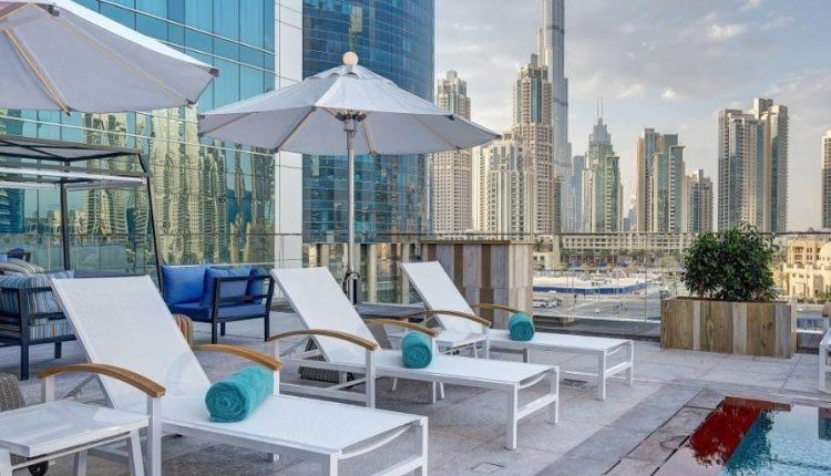 1 Woche Dubai im 5* Steigenberger Hotel inkl. Frühstück, Flug, Rail&Fly u. Transfer ab 584€