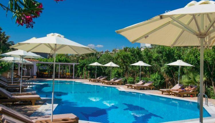 Kreta im Mai: Eine Woche im 4* Hotel inkl. HP, Flug, Rail&Fly und Transfer ab 428€