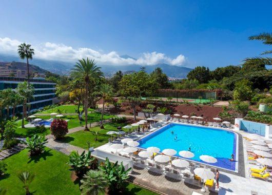 1 Woche Teneriffa im 4* Hotel inkl. HP, Flug, Rail&Fly und Transfer ab 428€