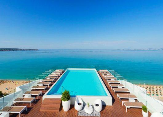 Frühling an der Playa de Palma: 4* Hotel inkl. HP, Flug, Rail&Fly und Transfer ab 476€