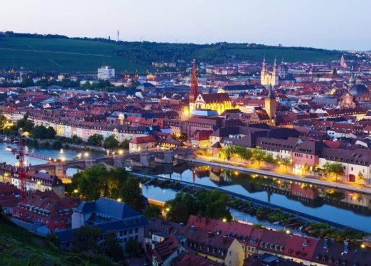 3 Tage Würzburg im 3,5* Hotel inkl. Frühstück für 99,99€ pro Person