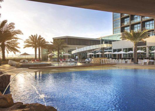 Abu Dhabi: 1 traumhafte Woche im spitzen 3*Hotel inkl. Flug, Transfers und Frühstück ab 475€
