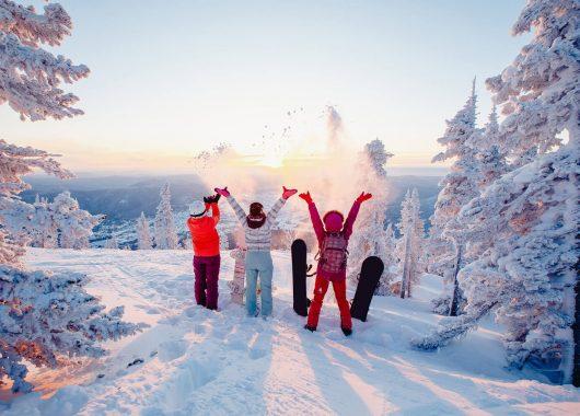 Ab ins Schneeparadies: Tipps für den perfekten Winterurlaub