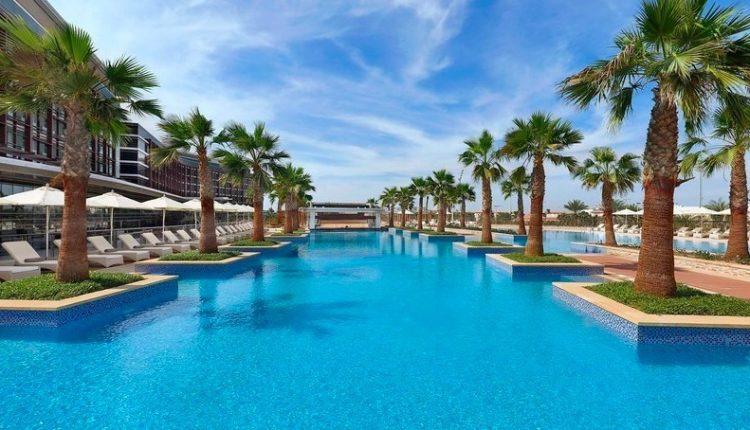 Eine Woche Abu Dhabi im 5* Hotel inkl. Frühstück, Flug, Rail&Fly und Transfer für 337€
