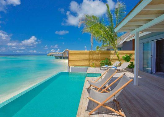 Eine Woche Malediven im 4* Gold-Award Hotel inkl. Vollpension, Flug & Transfer ab 1261€