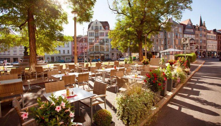 3-Jahres-Gutschein: 3 Tage im 4* Steigenberger Thüringer Hof inkl. Frühstück & Wartburgführung ab 99,99€