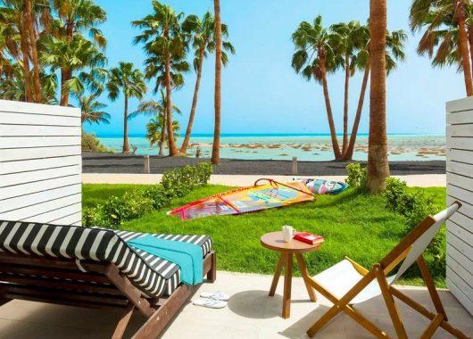 Surfer-Paradies: Eine Woche im 4* Beach House Hotel auf Fuerteventura inkl. Frühstück & Transfer ab 558€