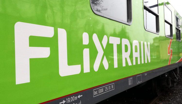 FlixTrain: Flixbus ist jetzt auch auf Schienen unterwegs