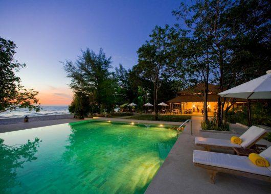 Traum in Thailand: 2 Wochen im super 4*Hotel inkl. Flug und Frühstück ab 837€