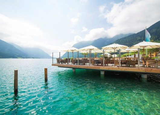 3 Tage im 4* Hotel am Achensee inkl. Halbpension, Wellness & tolles Extras ab 299€