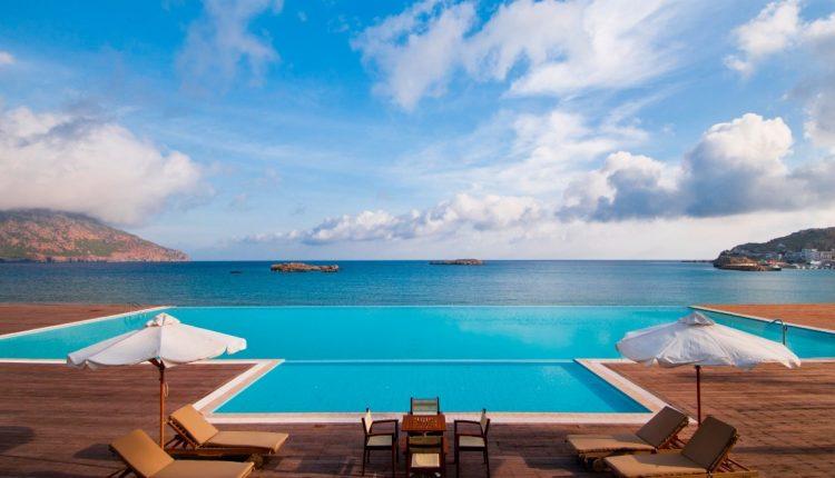 Eine Woche Karpathos im 5* Hotel inkl. HP, Flug, Rail&Fly und Transfer ab 635€