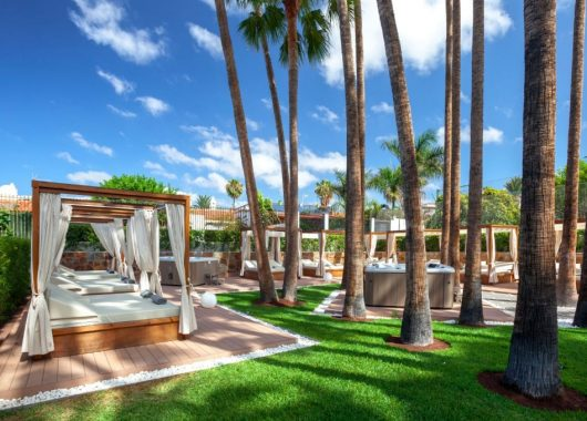 Eine Woche Gran Canaria im 4* Hotel inkl. HP, Flug, Rail&Fly und Transfer ab 416€
