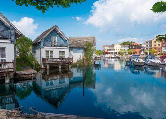 3 Tage Mecklenburgische Seenplatte im 4* Hotel inkl. HP und 1000m² Therme ab 89€