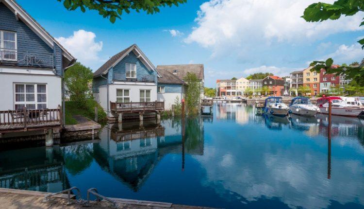 Entspannungsurlaub: 3 oder 5 Tage im 4* Hotel an der Mecklenburgischen Seenplatte inkl. HP, Wellness & mehr ab 79€