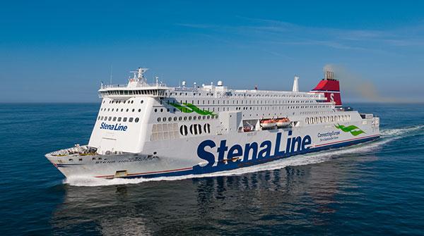 Stena Line: Mit der Fähre von Holland nach England ab 69€ pro Person inkl. PKW