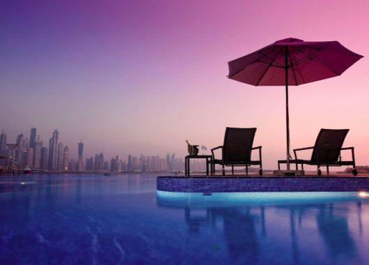 1 Woche Dubai im 5* Award-Hotel inkl. Frühstück, Flug, Rail&Fly und Transfer ab 564€