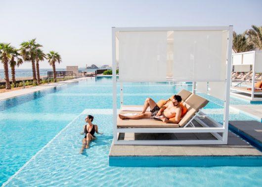 Last Minute: Eine Woche Fujairah im 5* Resort inkl. Frühstück, Flug, Rail&Fly u. Transfer ab 438€