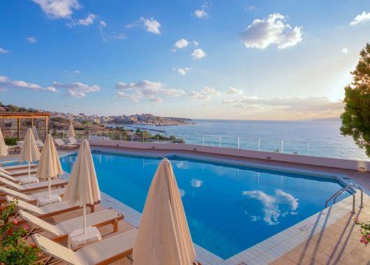 Eine Woche Kreta im 4* Hotel inkl. Halbpension und Flug ab 455€