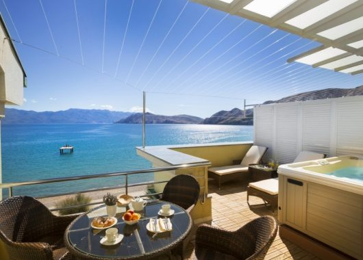 Eine Woche Kroatien im Spätsommer: 4* Hotel inkl. Frühstück, Flug, Rail&Fly u. Transfer ab 385€