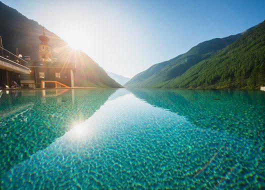 3 Tage Südtirol im 4* Hotel inkl. Verwöhnpension, Wanderung & Spa ab 189€