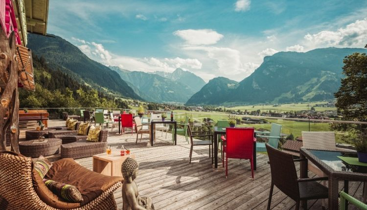 Zillertal: 3 Tage im 3* Hotel inkl. Frühstück, Dinner, Spa und E-Bike ab 99€ pro Person