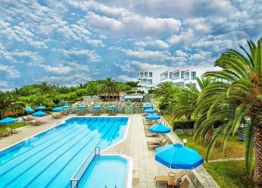 Chalkidiki: Eine Woche All Inclusive im 3* Hotel mit Meerblick inkl. Flug und Transfer ab 332€