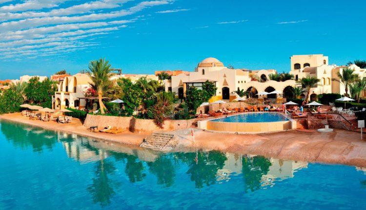 1 Woche Urlaub im 4*Boutique Hotel in Ägypten mit Frühstück, Flügen und Transfers ab 385€