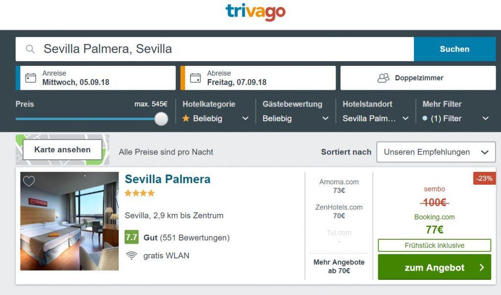Flug Sevilla Frankfurt