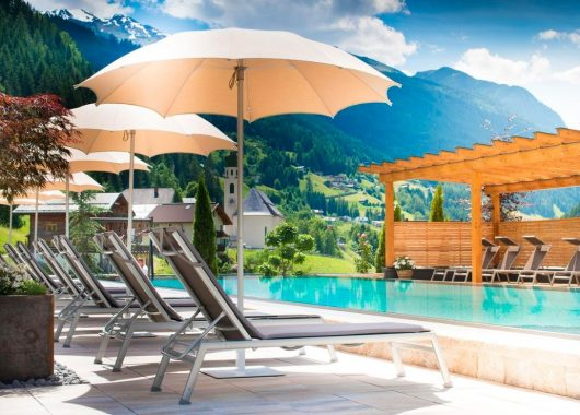 3 Tage Tirol im 4* Hotel inkl. Vollpension, Wellness & Silvretta Card ab 159€