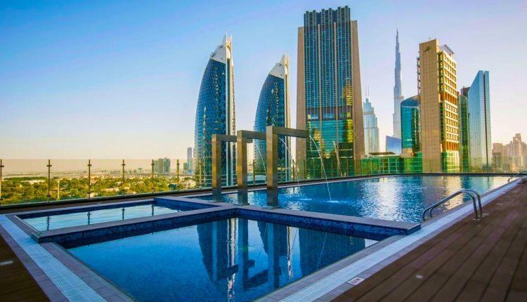 Das höchste Hotel der Welt: Eine Woche Dubai im 4* Hotel inkl. Frühstück, Flug, Rail&Fly u. Transfer ab 424€
