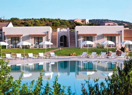1 Woche Sardinien im 4* Hotel inkl. Halbpension und Flug ab 392€