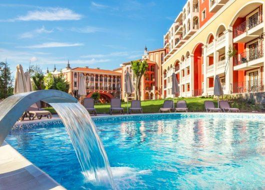 Last Minute: 1 Woche Bulgarien im 5* Hotel mit All In, Flug, Rail&Fly u. Transfer ab 326€ (auch als Single)
