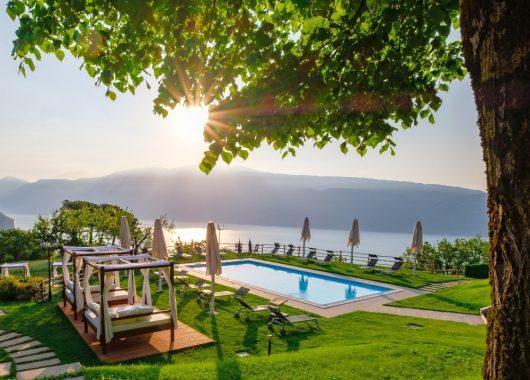 Übernachtung im 4* Hotel am Gardasee inkl. Frühstück ab 64,50€ pro Person