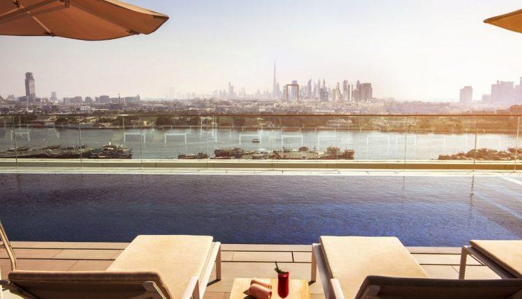 Last Minute: Eine Woche Dubai im 5* Hotel inkl. Frühstück, Flug, Rail&Fly u. Transfer ab 414€