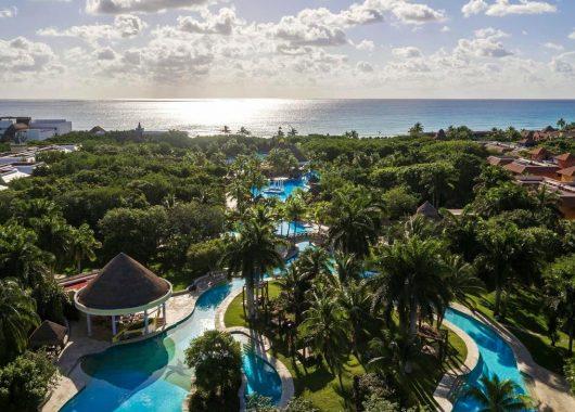 Frühbucher: 2 Wochen Mexiko im 4,5* Hotel mit All In, Flug, Rail&Fly und Transfer ab 1293€
