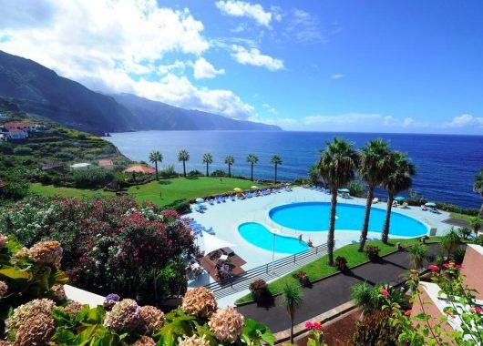 Eine Woche Madeira im 4* Hotel inkl. Frühstück und Flug ab 289€