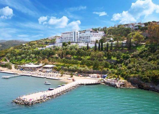 Eine Woche Türkei im 5* Hotel mit All In, Flug, Rail&Fly und Transfer ab 287€