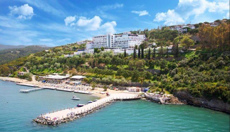 1 Woche Türkei im 5* Hotel mit All In, Flug, Rail&Fly und Transfer ab 347€