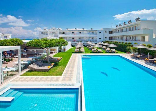 Eine Woche Kos im 3* Hotel inkl. HP, Flug und Transfer ab 361€