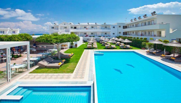 Frühbucher: Eine Woche Kos im 3* Hotel inkl. HP, Flug und Transfer ab 387€
