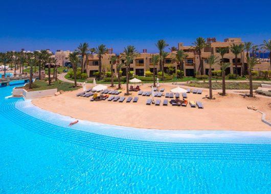 1 Woche Ägypten im 4* Resort mit All In, Flug und Transfer ab 449€