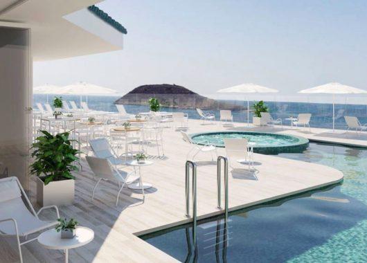 Frühbucher: Eine Woche Mallorca im 3* Apartment (90% auf HC) inkl. Meerblick, Flug & Transfer ab 265€