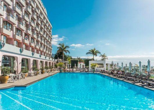 1 Woche Madeira im 4* Hotel inkl. HP, Flug, Rail&Fly und Transfer ab 356€