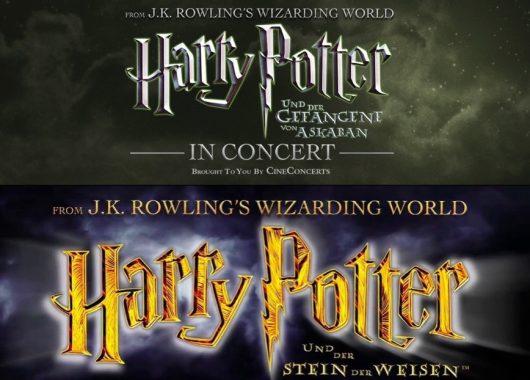 Harry Potter in Concert: Übernachtung im 4* Hotel, Frühstück & Eintrittskarte ab 127€