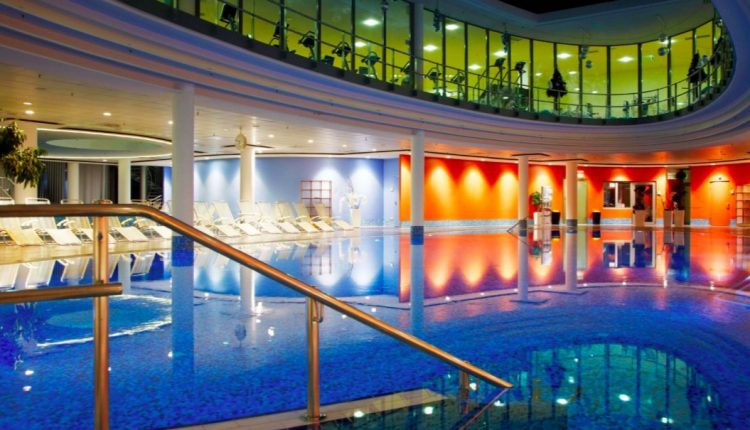 Black Friday: Übernachtung im 4* centrovital Hotel Berlin inkl. Spa & Sportclubs ab 33,50€ p.P.