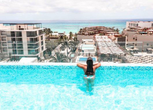 Last Minute: Eine Woche Playa del Carmen im neuen 4* Hotel mit All In, Flug, Rail&Fly u. Transfer ab 976€