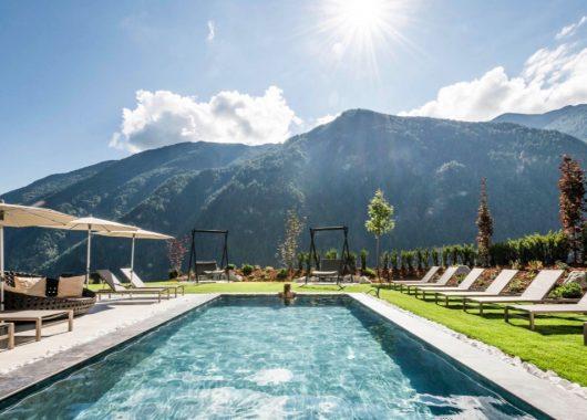 3 Tage Wellness in Südtirol: 4* Hotel inkl. HP, Spa & Aktivprogramm ab 189€