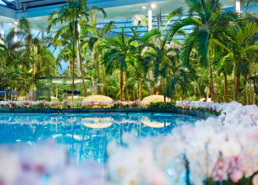 Kurzurlaub: Eintritt in die Thermen & Badewelt Euskirchen + 4* Hotel inkl. Frühstück ab 69€